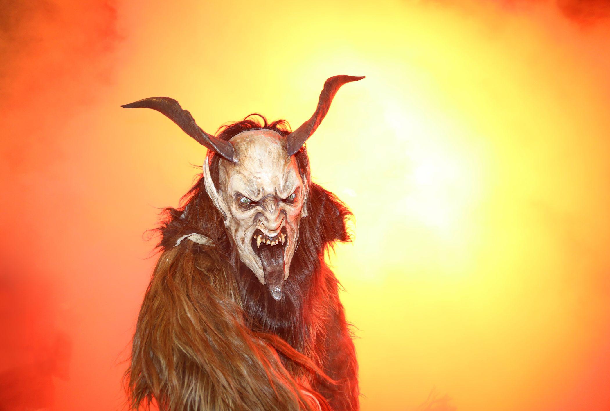 9 Facts About Krampus, St  Nick's Demonic Companion | Mental Floss