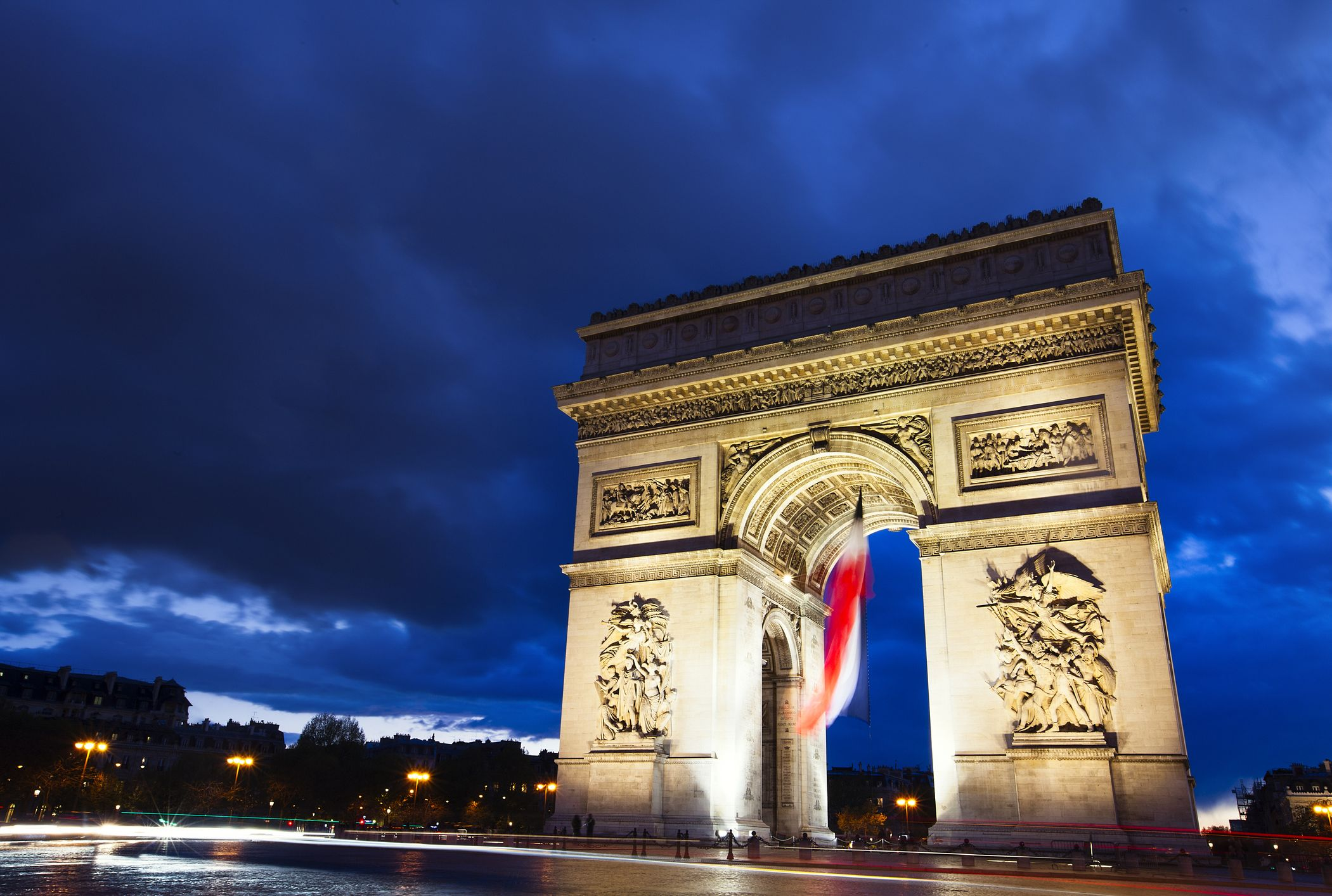 10 Fast Facts About the Arc de Triomphe | Mental Floss