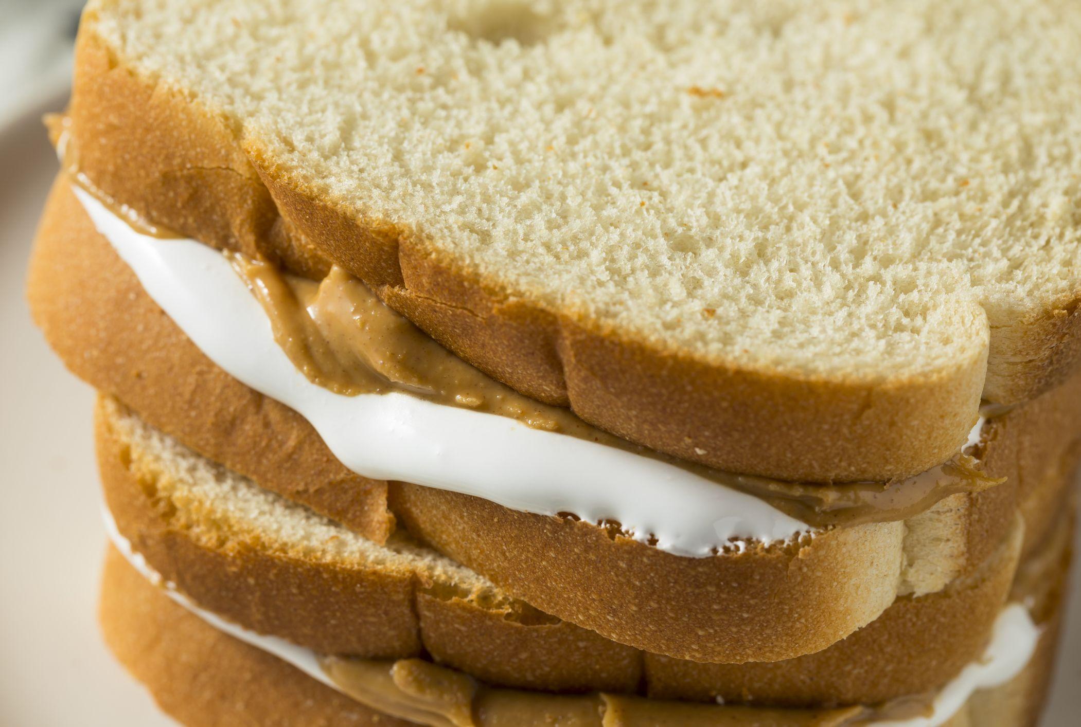 Fluffernutter Sandwich: A Gooey History   Mental Floss