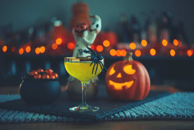 No Halloween party is complete without a spooky playlist.