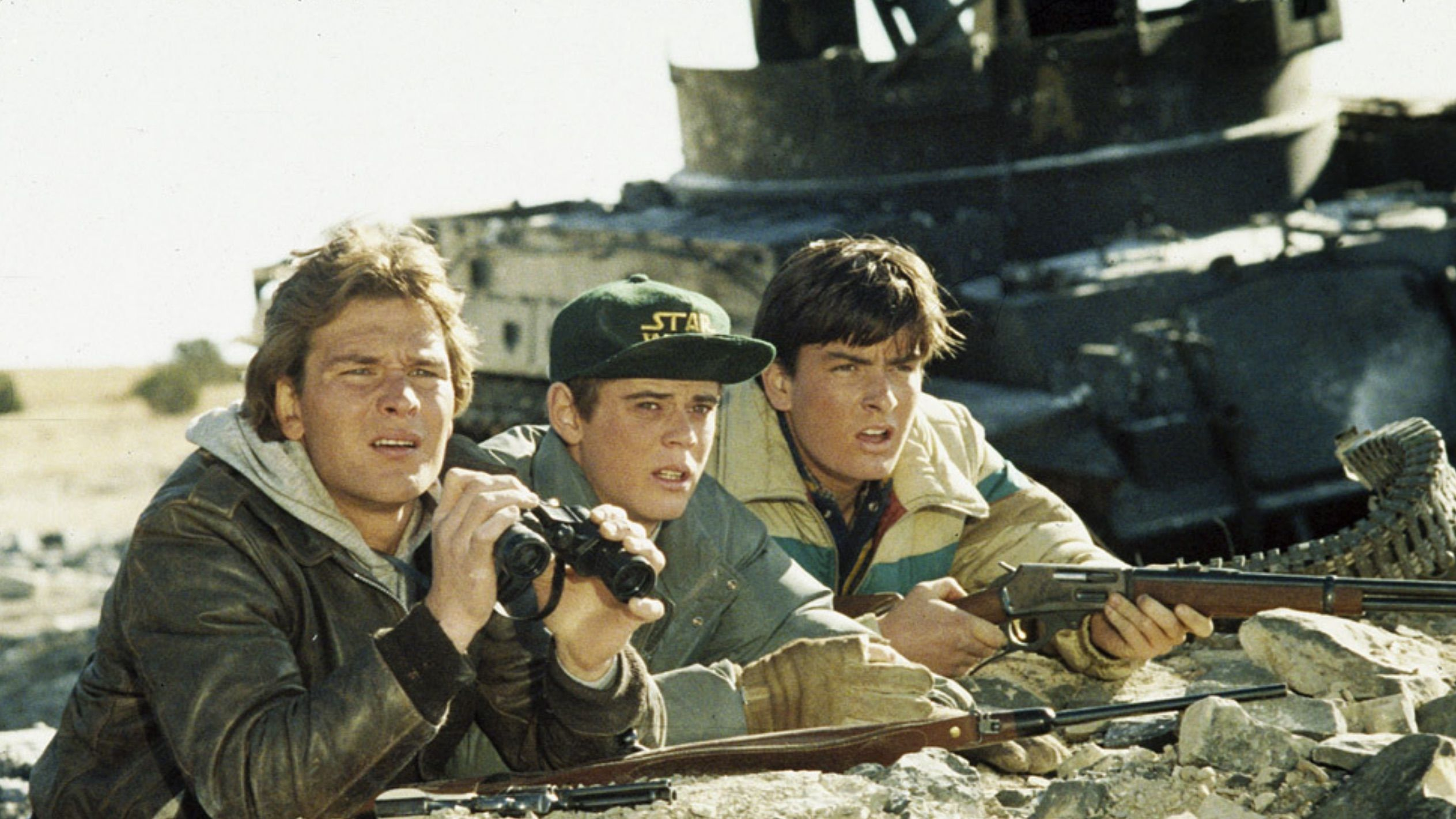 12 Surprising Facts About Red Dawn | Mental Floss