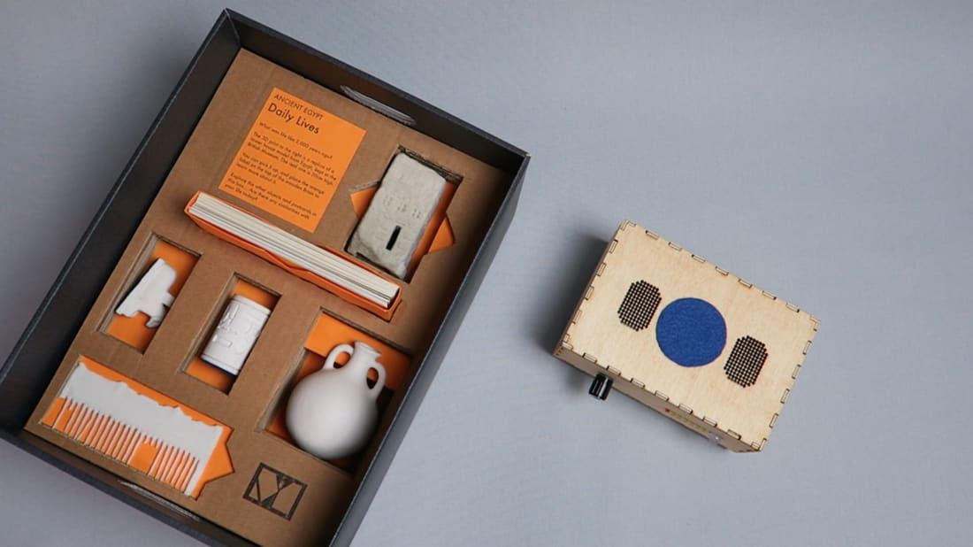 Museum in a Box, Vimeo