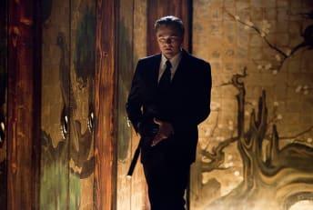 Leonardo DiCaprio in Inception (2010).