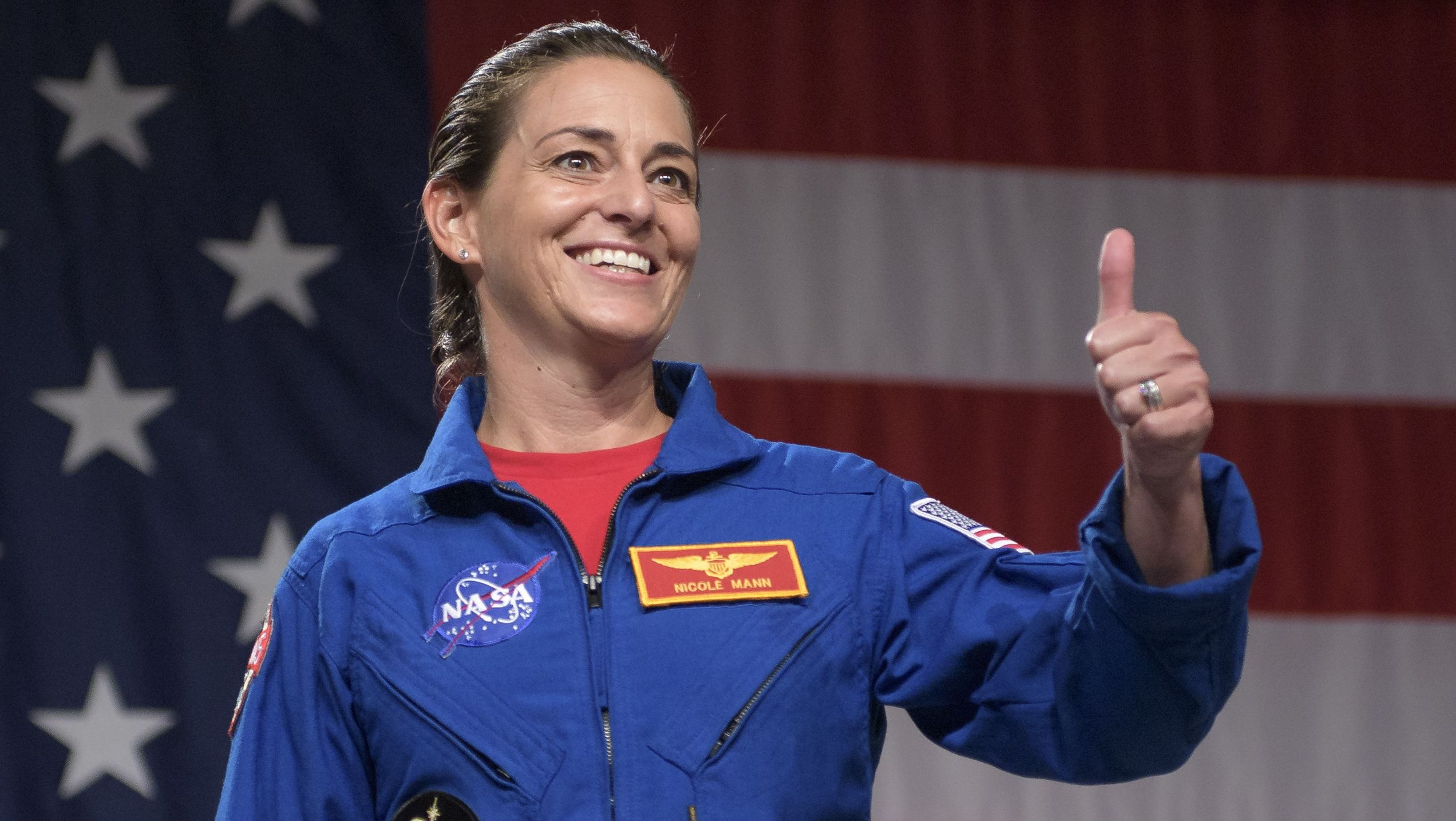 First Person on Mars Will Likely be a Woman, Says NASA Boss - Mental Floss
