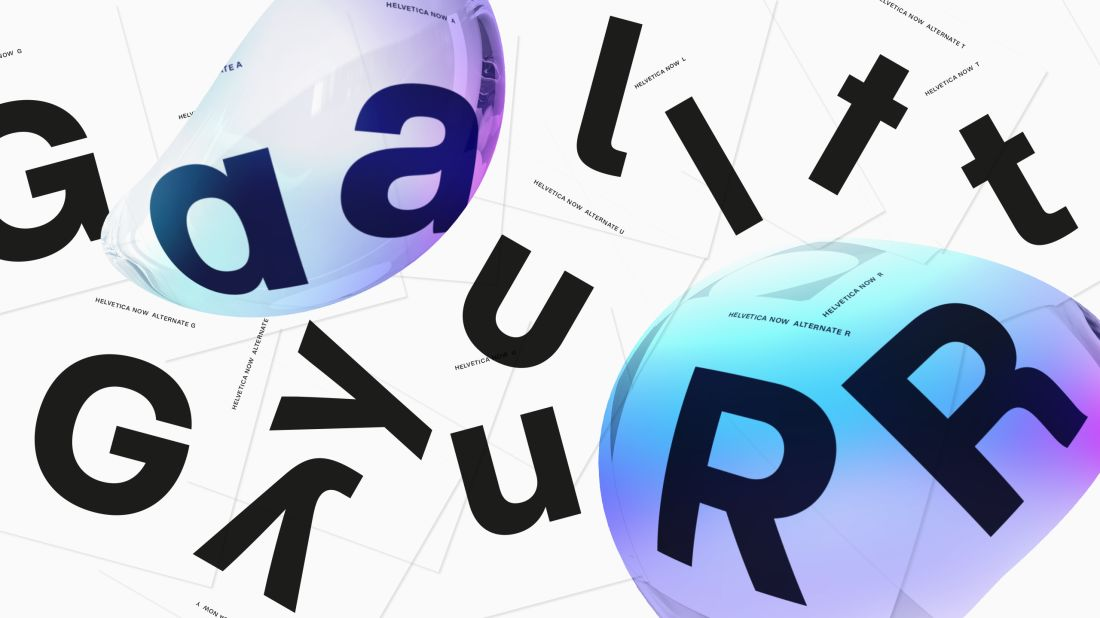 The Helvetica Font Has Been Revamped for the First Time in Decades