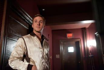 Ryan Gosling stars in Nicolas Winding Refn's Drive (2011).