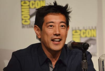 Grant Imahara attends San Diego Comic-Con