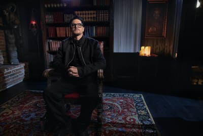 Zak Bagans is getting into scripted storytelling with The Haunted Museum.
