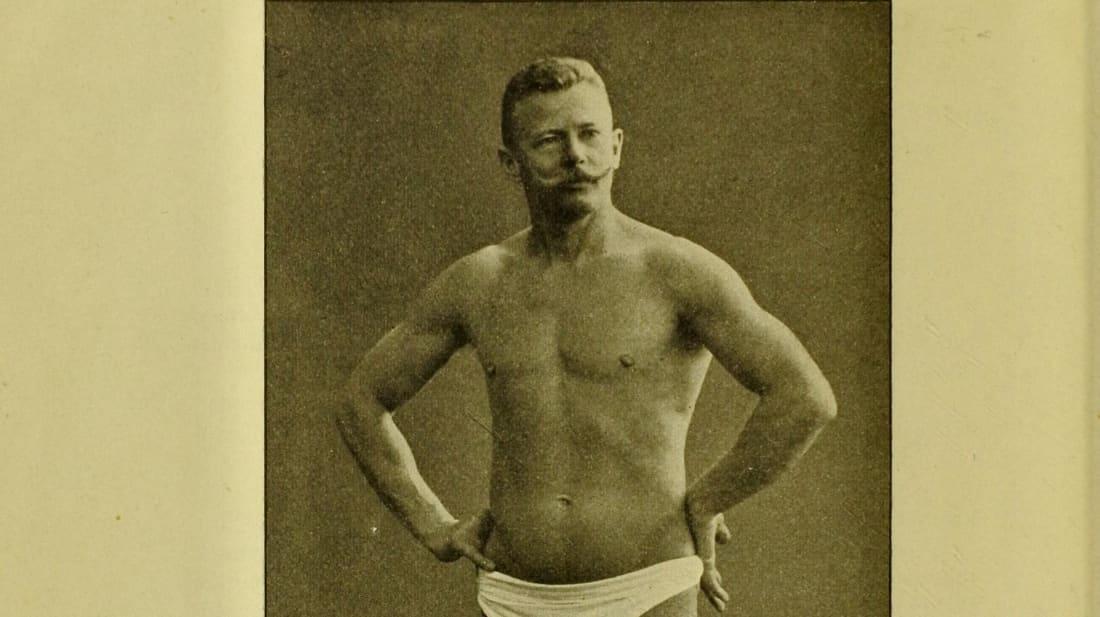 J.P. Müller, Franz Kafka's fitness hero