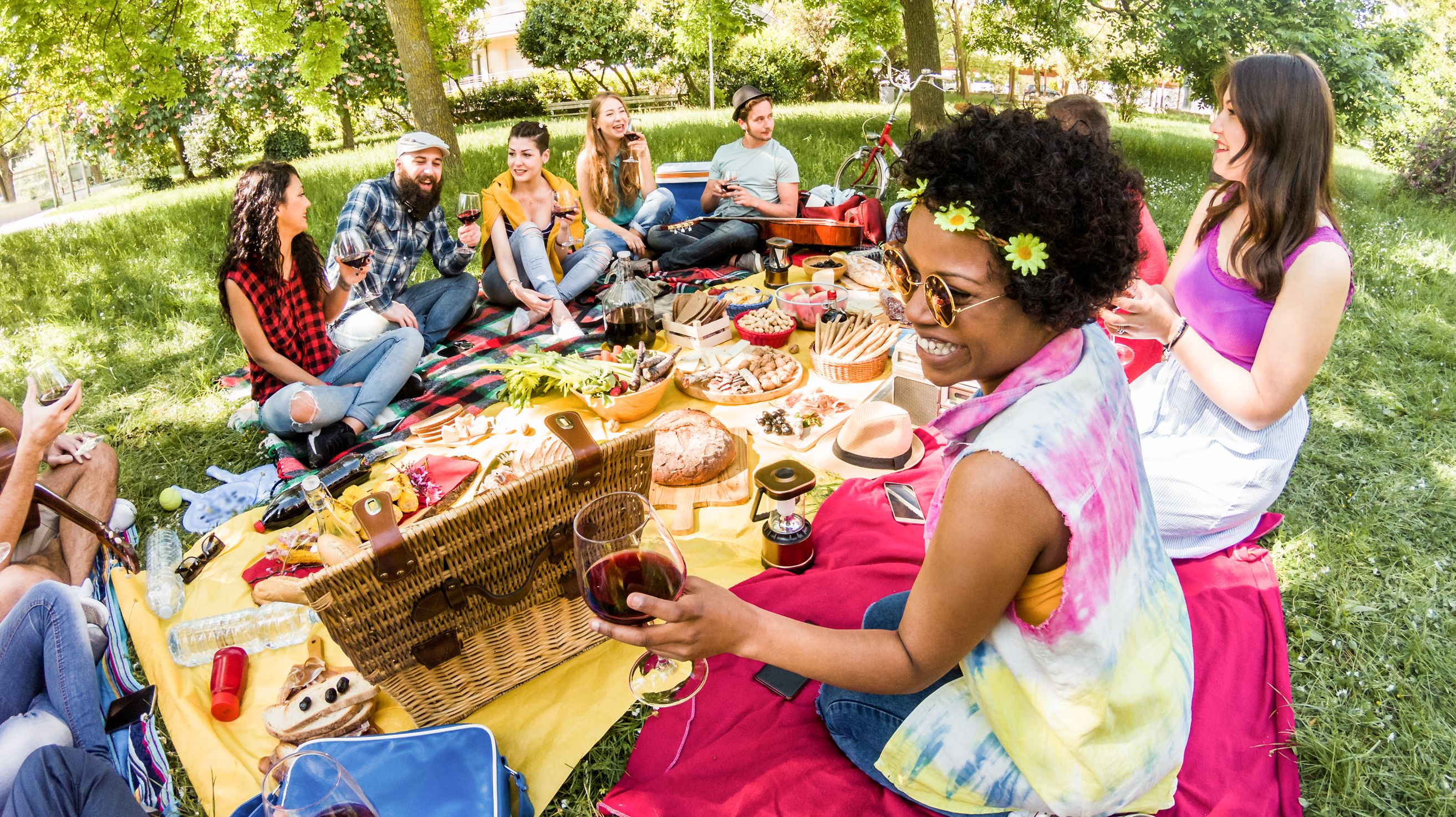 15 Essentials To Pack For Any Picnic Mental Floss