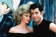 Olivia Newton-John and John Travolta in Grease (1978).