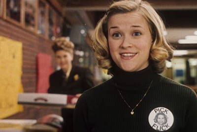 Reese Witherspoon in Election (1999).