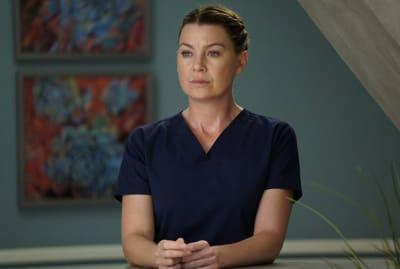 Ellen Pompeo stars in Grey's Anatomy.