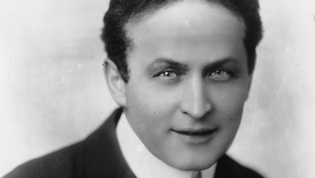 How Harry Houdini Might Have Pulled Off His Most Daring Trick
