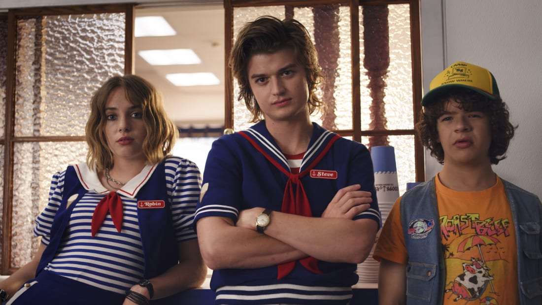 The Scoops Troop Almost Got Cut From Stranger Things Season