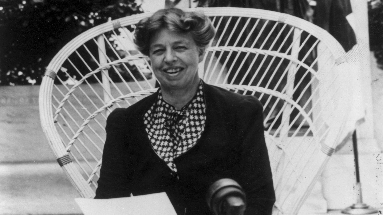 11 Inspiring Facts About Eleanor Roosevelt | Mental Floss