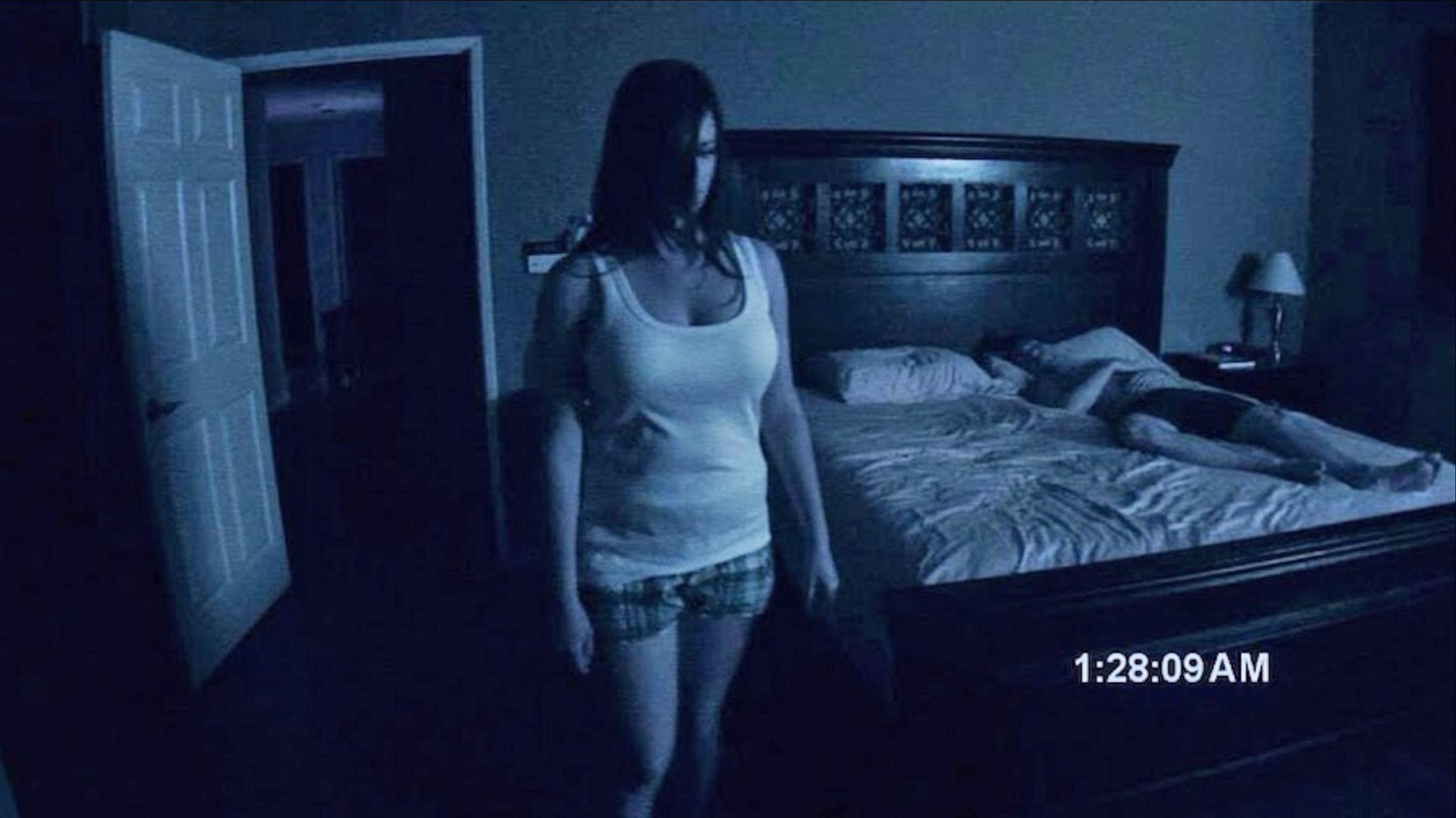 Paranormal Activity 1 Stream