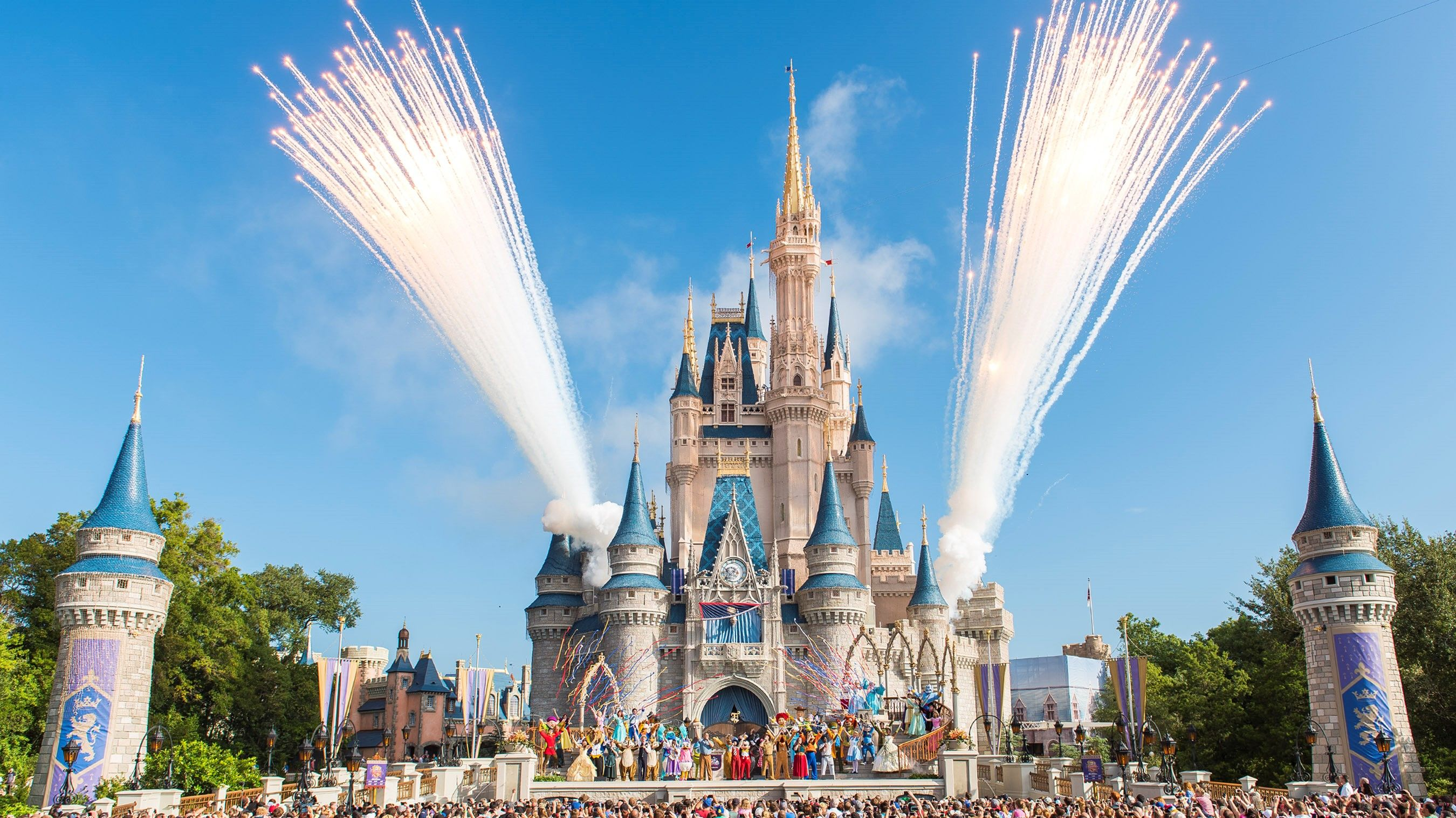 The Fascinating Reason Why There Are No Mosquitoes at Disney World