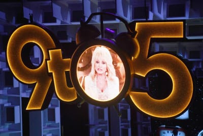 """Working from home means getting to belt out Dolly Parton's """"9 to 5"""" without your coworkers shushing you."""