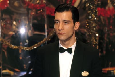 Clive Owen stars in Mike Hodges's Croupier (1988).