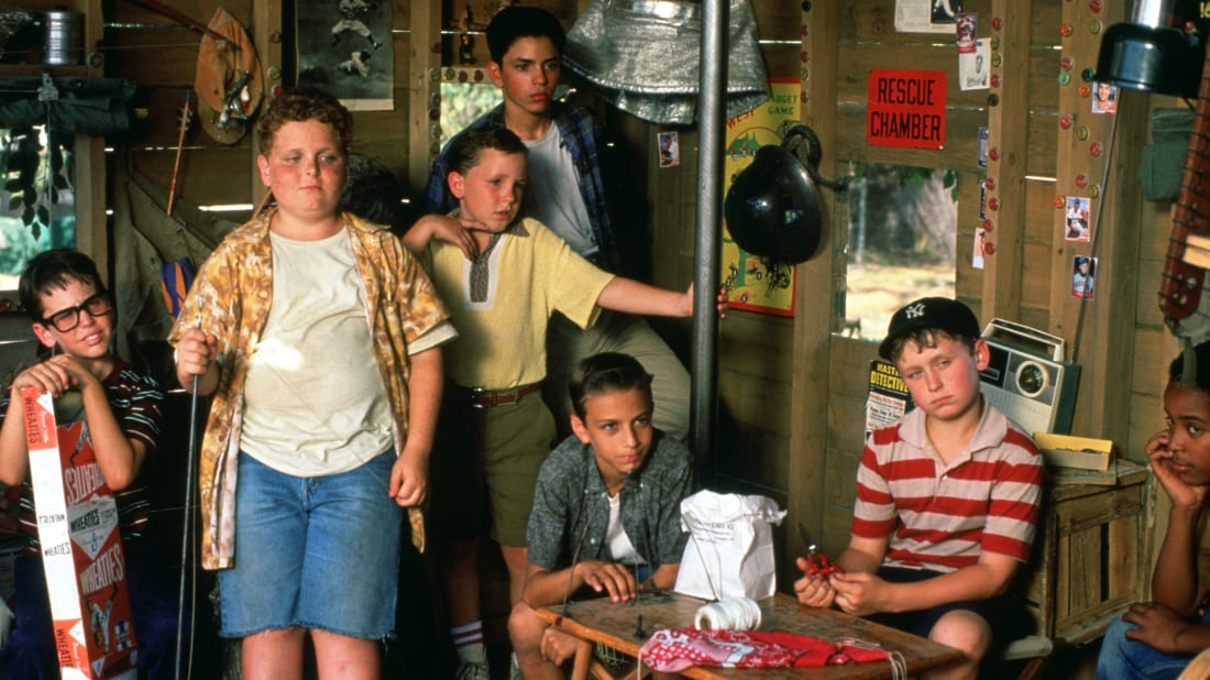 The Sandlot Is Returning to Theaters for Its 25th