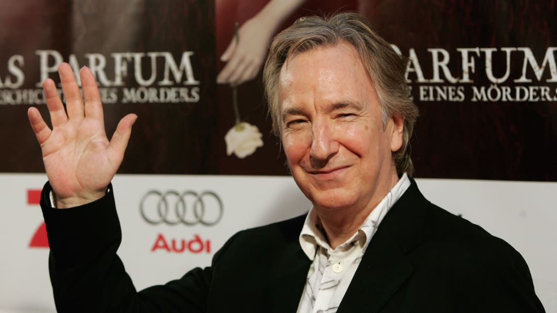 Alan Rickman's Personal Letters Reveal He Was Frustrated