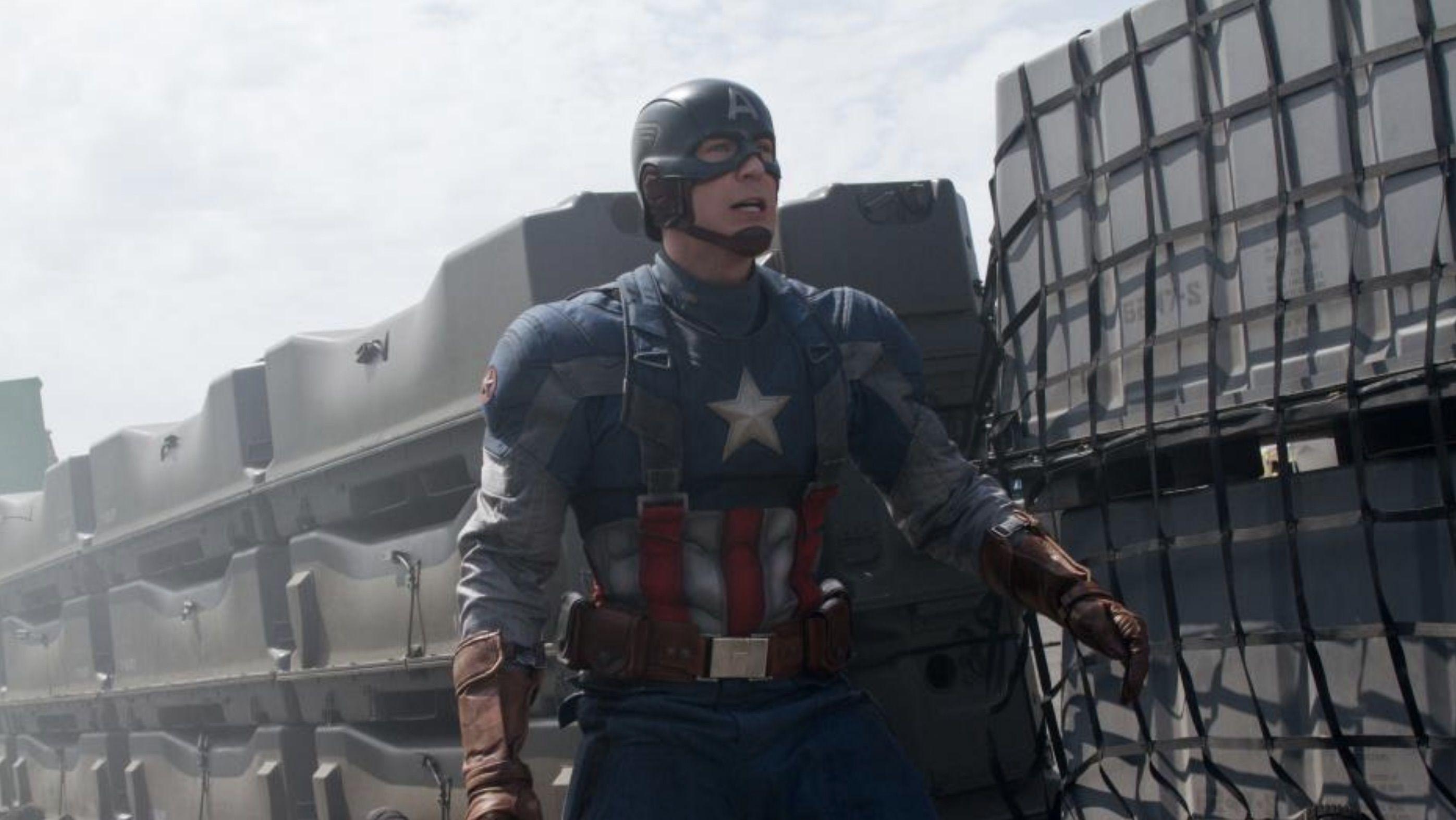 The Writers of <em>Avengers: Endgame</em> Explain Why Captain America Wasn't Able to Lift Thor's Hammer