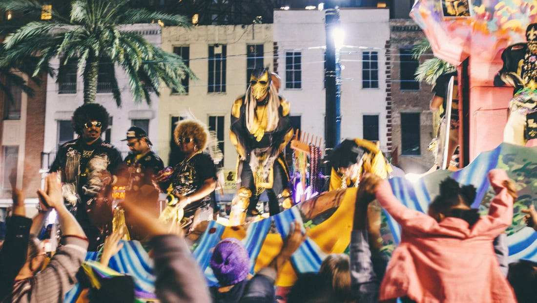Why Do People Toss Beads During Mardi Gras? | Mental Floss