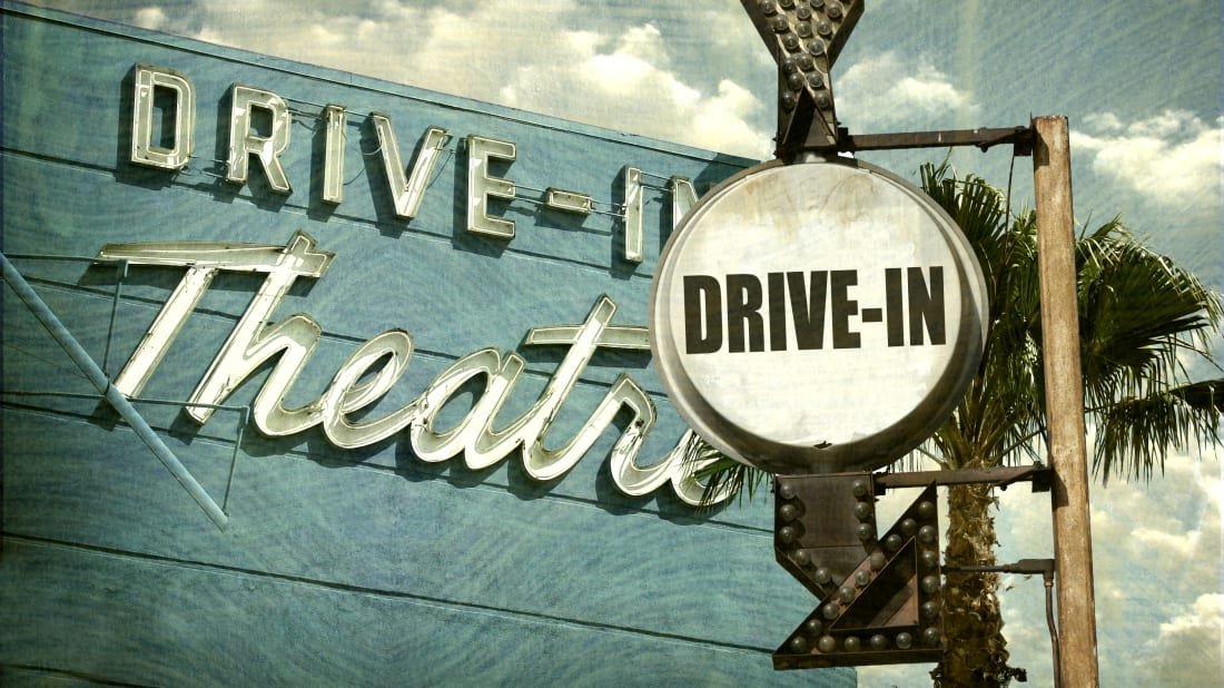 The 14 Coolest Drive-In Movie Theaters in America | Mental Floss