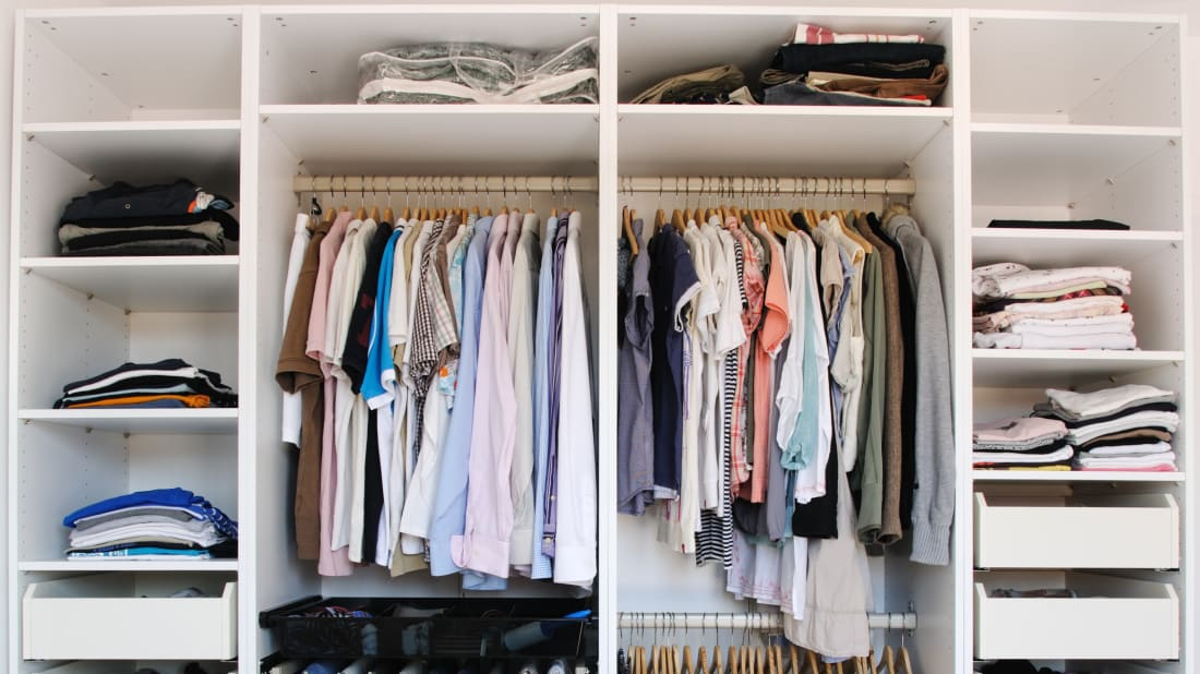 b7816f391077 24 Organizing Products to Make Smarter Use of Your Closet Space ...