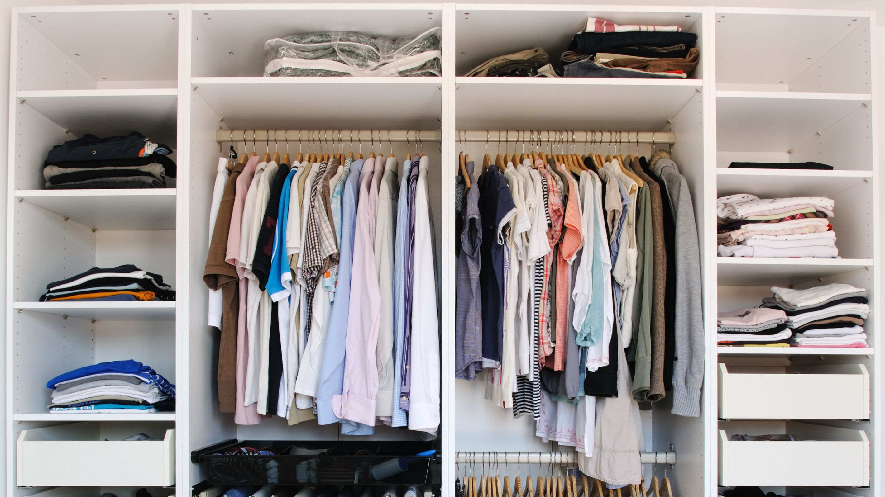 24 Organizing Products to Make Smarter Use of Your Closet Space