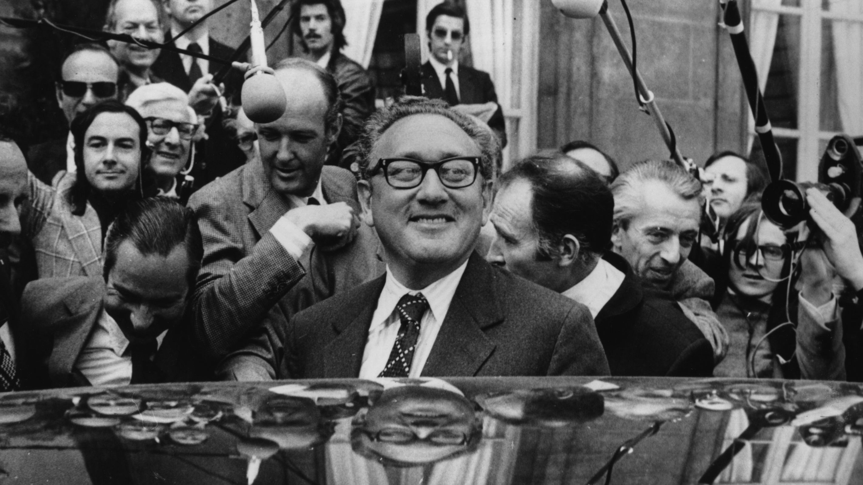 5 Things You Might Not Know About Henry Kissinger Mental Floss