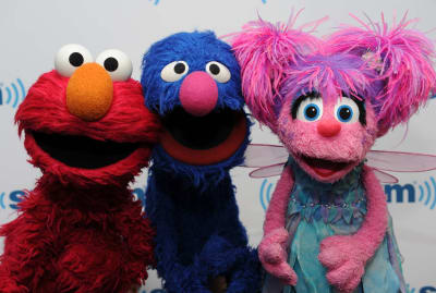 Elmo, Abby Cadabby, and other Sesame Street characters will help experts respond to viewer-submitted questions during the event.