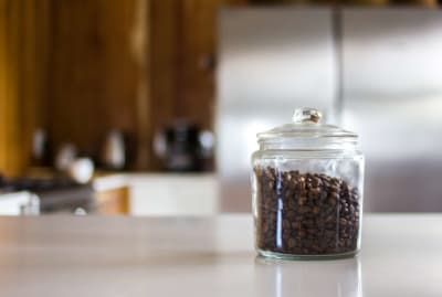 Coffee goes stale quickly when not stored properly.