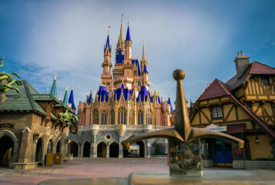 Olga Thompson/Walt Disney World Resort via Getty Images