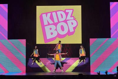 A 2018 Kidz Bop performance in New York City.