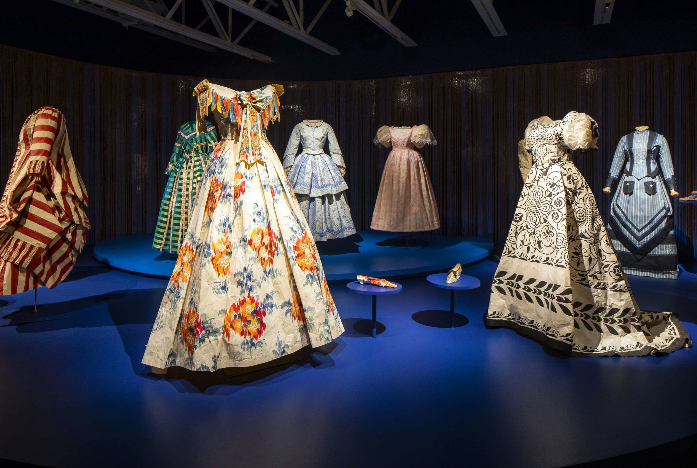 Meet Isabelle de Borchgrave, the Belgian Artist Who Recreates Historical Fashion Using Paper