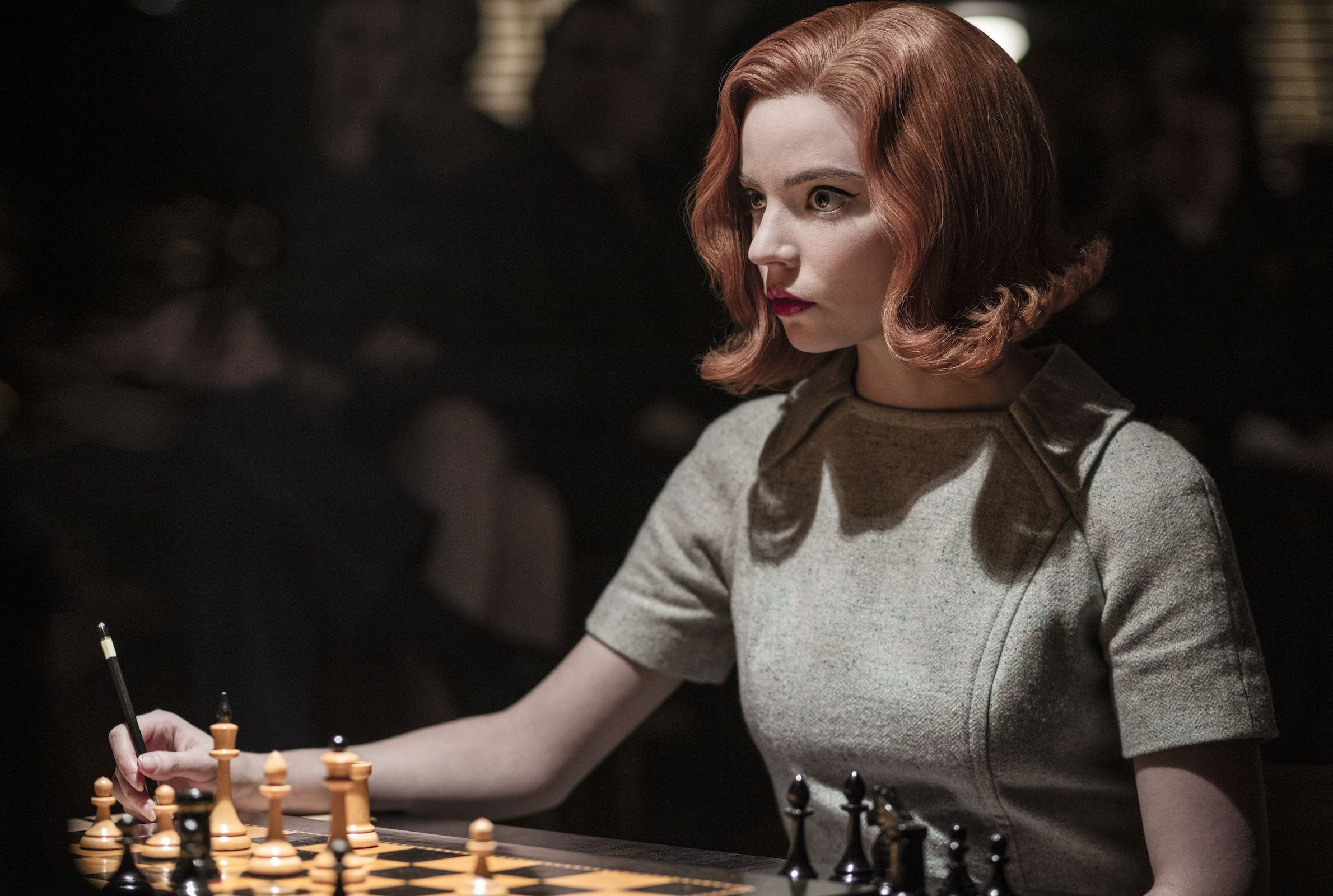 Netflix S The Queen S Gambit Causes Surge In Chess Interest Mental Floss