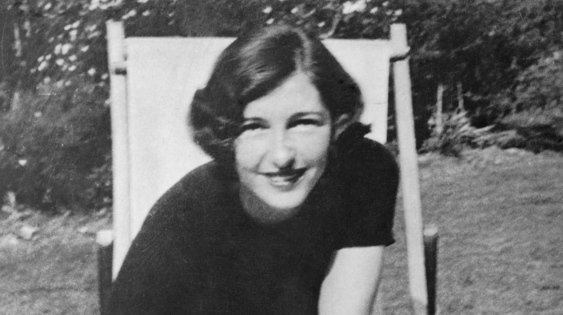 Christine Granville circa 1950