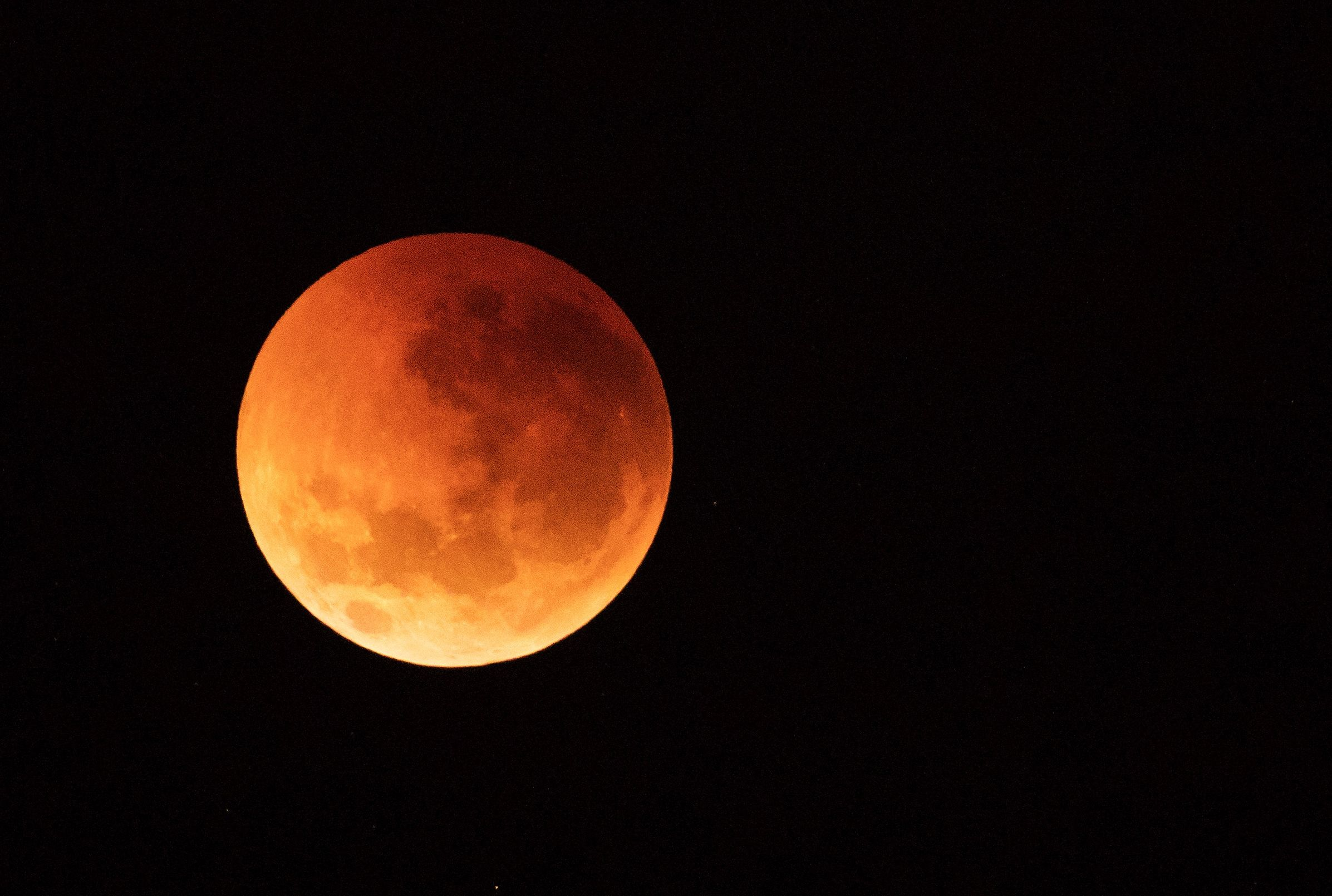 Mark Your Calendars: A Rare Super Blood Wolf Moon Is Coming in