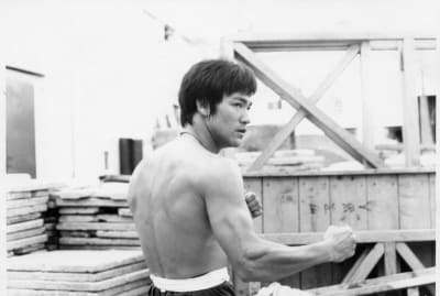 Photo courtesy of The Bruce Lee Family Archive