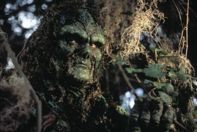 Swamp Thing, as seen in the character's TV series from the early '90s.