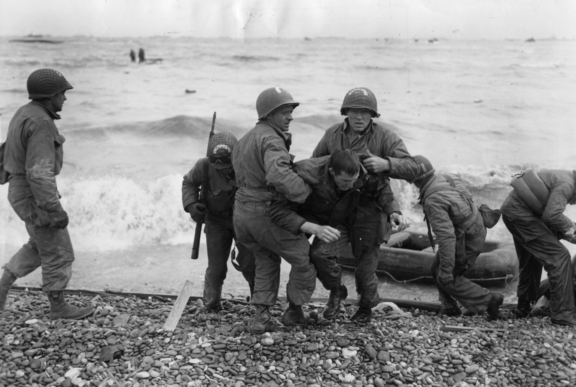 D-Day | Amazing Archive Footage