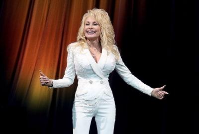 Dolly Parton and Nina West both have big hair and even bigger hearts.