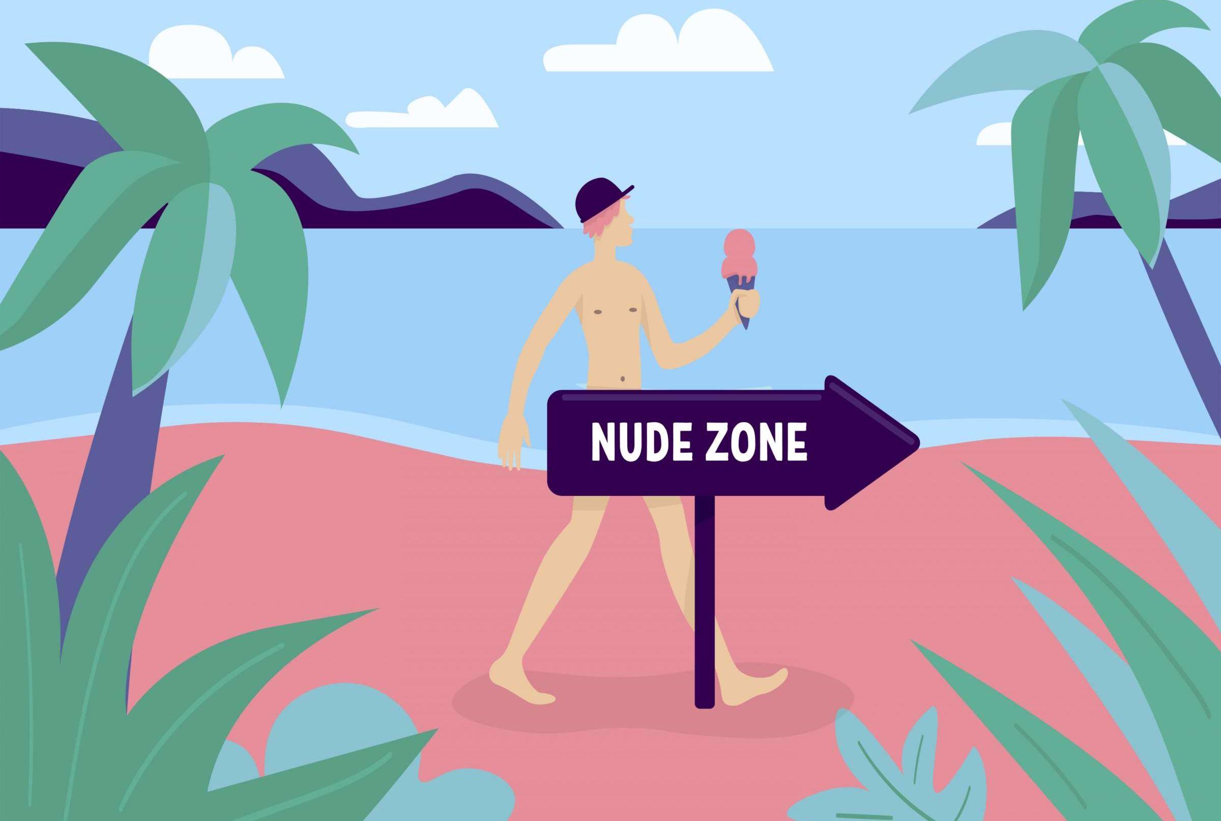 Nudist boys fkk Black and
