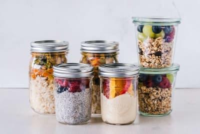 Don't let a stuck jar lid deter your dinner plans.