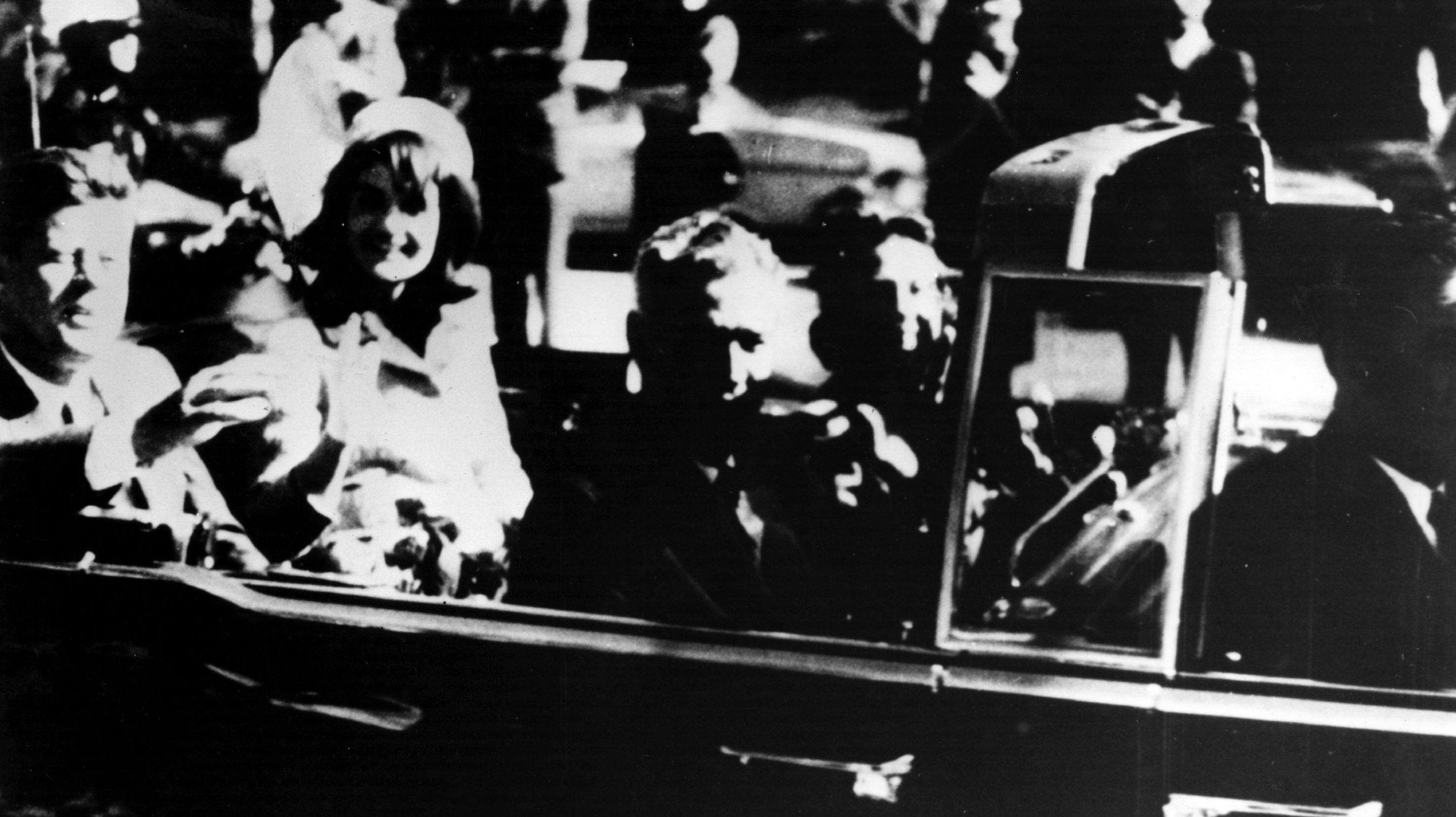 9 People Who Killed John F  Kennedy, According to Conspiracy