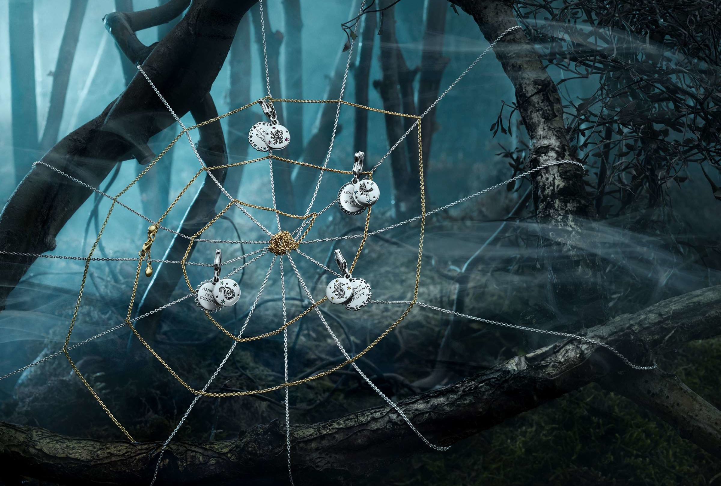 Pandora Released a Harry Potter-Inspired Jewelry Collection