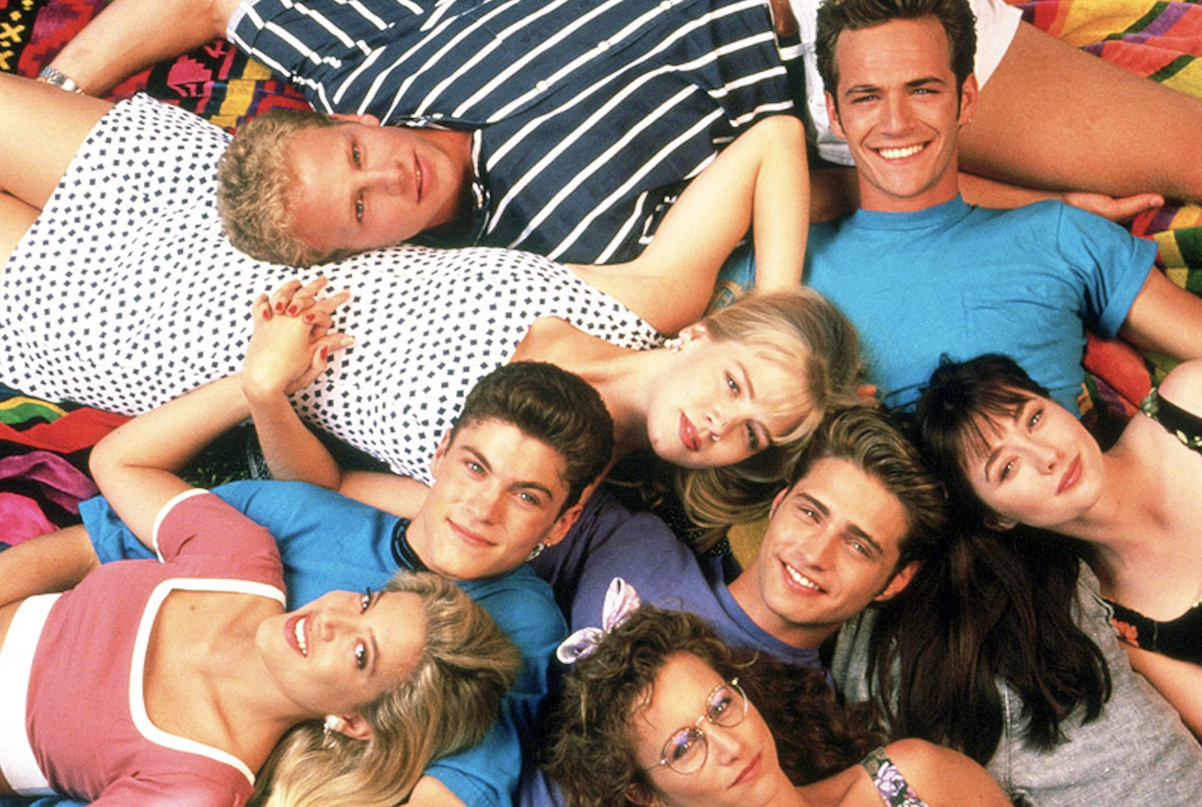 25 Rich Facts About Beverly Hills, 90210 | Mental Floss