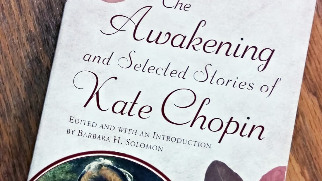 Kate chopin s techniques in the awakening